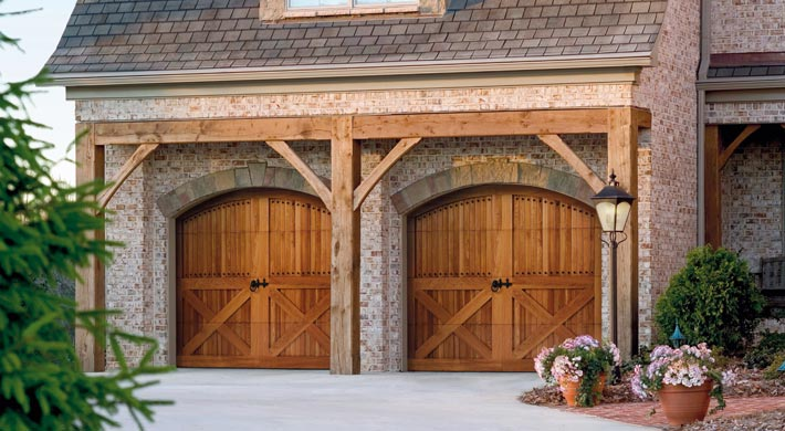 Amarr By Design Wood Garage Door Garage Door Solutions Miami