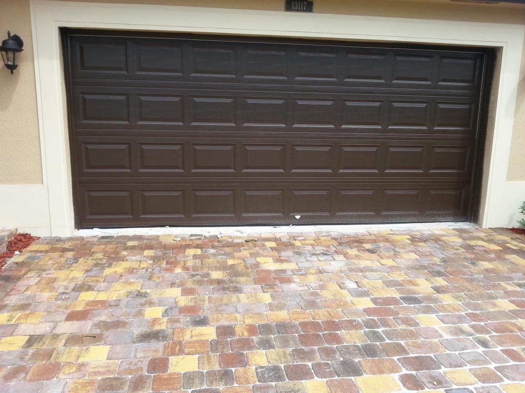 768 #886A43 Gallery Garage Door Garage Door Solutions Miami save image Dark Garage Doors 36571024