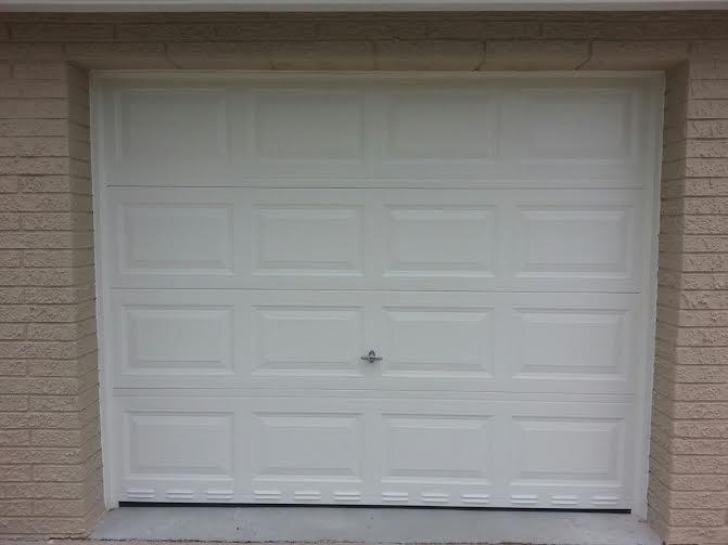 Short panel garage door garage door solutions miami for Garage door opener miami fl