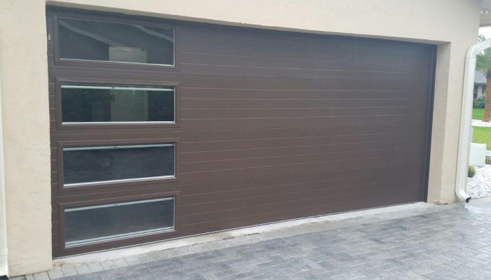 Door 16 browse our gallery below and see this type of for Clopay steel garage doors