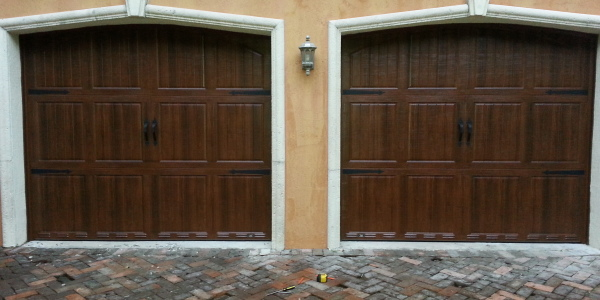 Charming Modern Flush 18u0027x9u2032 Clopay Garage Door, Doral Fl
