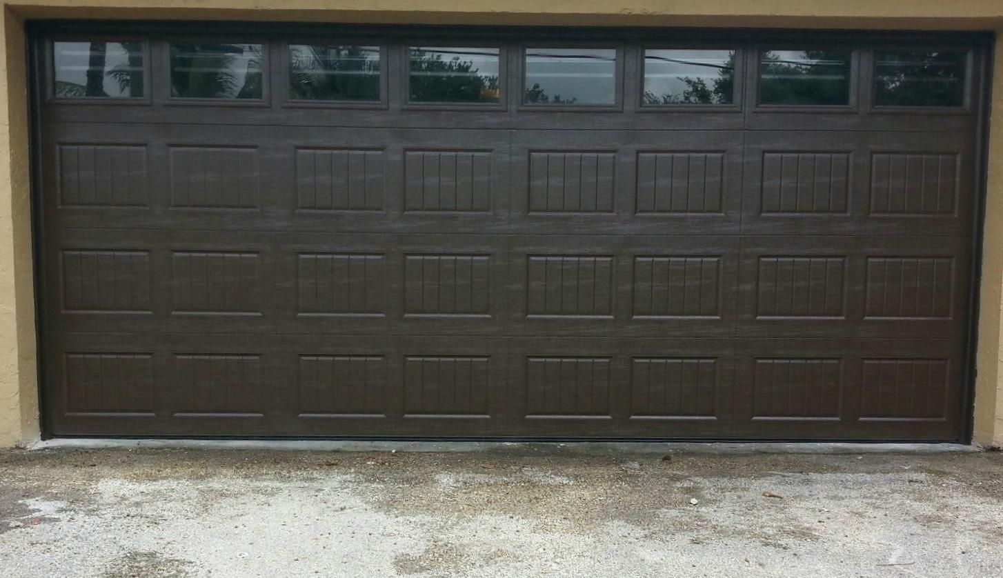 838 #5B4F3C Oak Summit Garage Door Garage Door Solutions Miami wallpaper Dark Wood Garage Doors 36951454