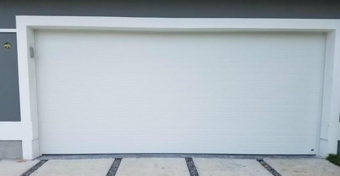flush panel garage doorGALLERY  Garage Door Solutions Miami
